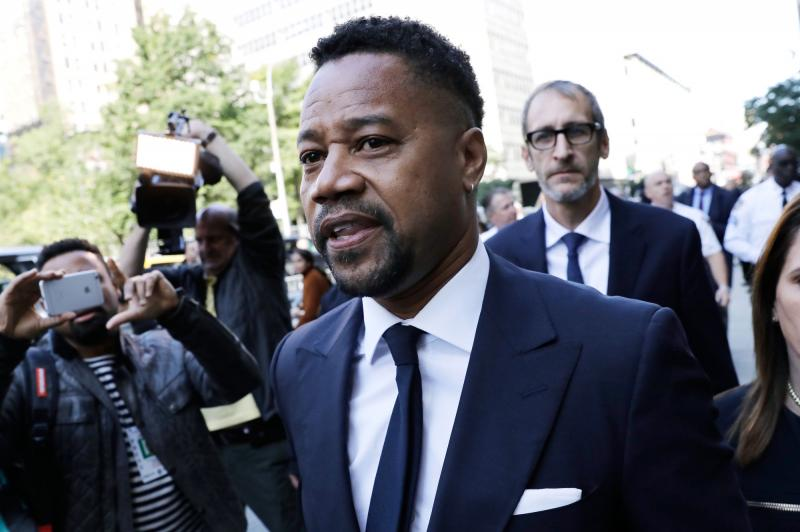 New sex abuse charges filed against Cuba Gooding Jr.
