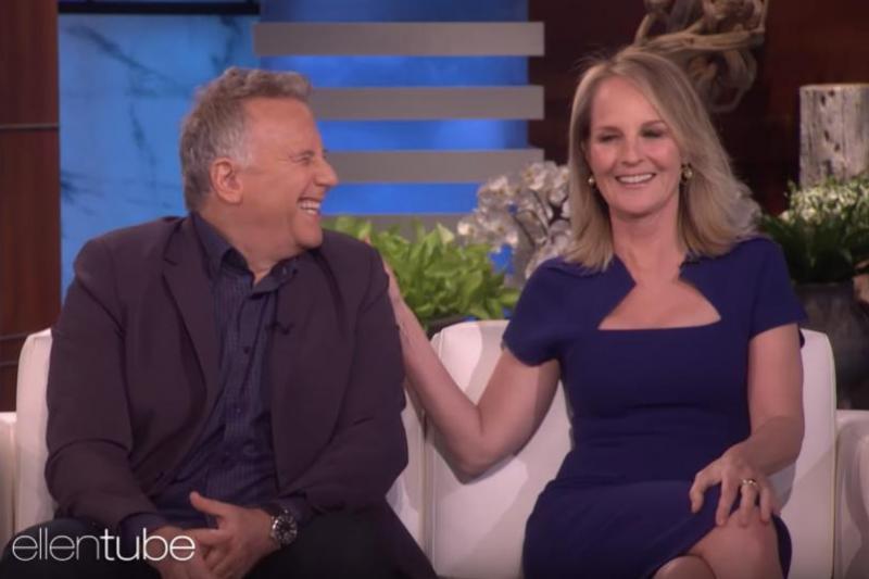 Watch: Helen Hunt, Paul Reiser discuss 'Mad About You' reunion