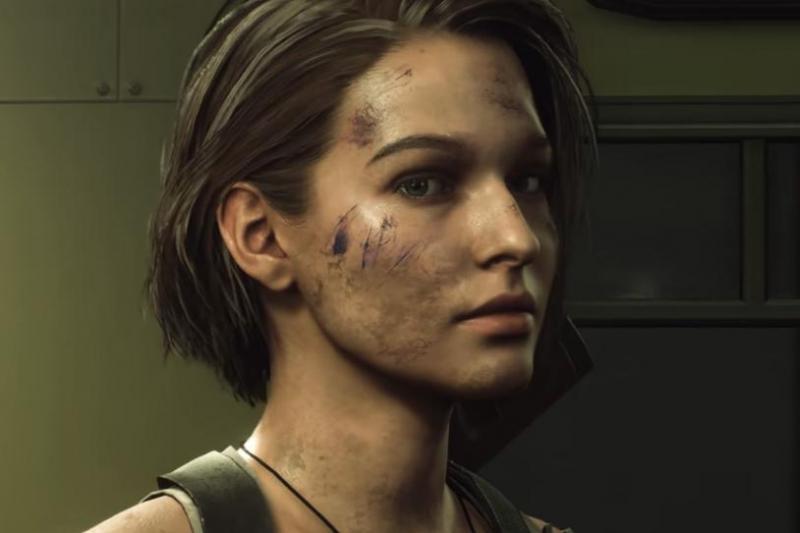 'Resident Evil 3': Jill Valentine encounters Nemesis in new trailer
