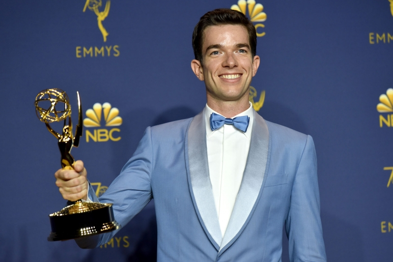 John Mulaney to guest host 'SNL' on Oct. 31