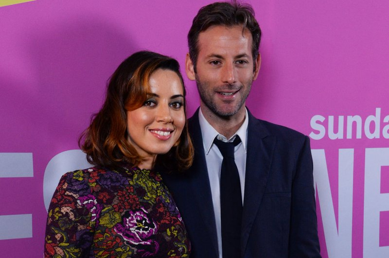 Aubrey Plaza marries Jeff Baena